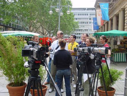 Rundum Frankfurt - Teambuilding, Rahmenprogramm und Incentive