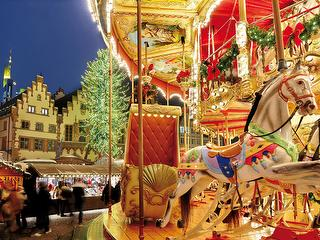 Weihnachtsmarkt in Frankfurt / Author: Holger Ullmann / Copyright holder: © #visitfrankfurt