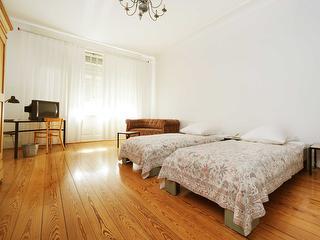 Zweibettzimmer / Urheber: Hotel Nizza / Rechteinhaber: © Hotel Nizza
