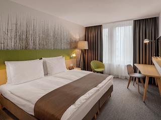 Double room / Author: Holiday Inn Frankfurt - Alte Oper / Copyright holder: © Holiday Inn Frankfurt - Alte Oper