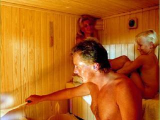 Sauna innen / Urheber: Landhotel Zinn / Rechteinhaber: © Landhotel Zinn