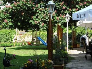 Garten / Urheber: Landhotel Combecher / Rechteinhaber: © Landhotel Combecher