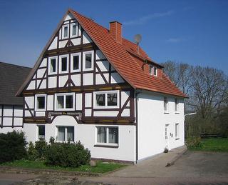 Aussenansicht Brandners Ferienwohnung / Urheber: Brandners Feriewohnung, Trendelburg / Rechteinhaber: © Brandners Feriewohnung, Trendelburg