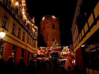 Weihnachtsmarkt Neukirchen / Urheber: Tourismusservice Rotkäppchenland e.V. / Rechteinhaber: © Tourismusservice Rotkäppchenland e.V.