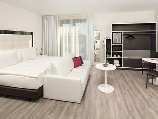 Deluxe Zimmer / Urheber: Innside Frankfurt Ostend / Rechteinhaber: © Innside Frankfurt Ostend