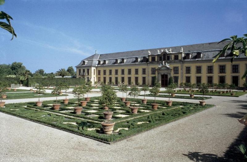 Galerie Herrenhäuser Gärten Hannover Hannoverkongress Tagungsstätten
