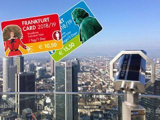 Frankfurt-Rundgang / Urheber: Petra Winter / Rechteinhaber: © #visitfrankfurt