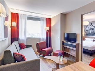 Apartment / Urheber: Aparthotel Adagio Frankfurt City Messe / Rechteinhaber: © Aparthotel Adagio Frankfurt City Messe