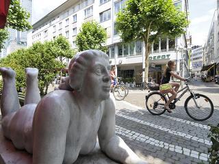 Frauen in Frankfurt