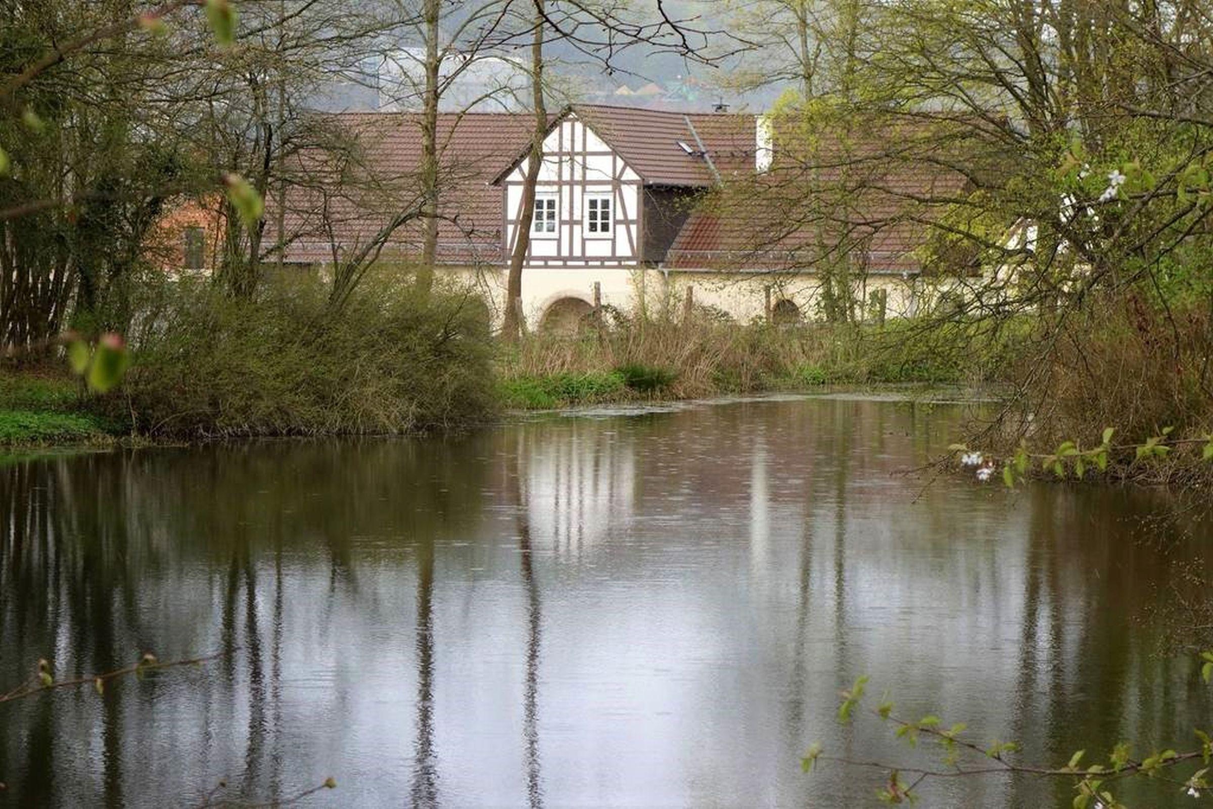 Ferienhaus Gutshof Gästehaus (Frielendorf). Historisches Schäferhaus, 70qm, Terrasse, 1 Schlafzimmer, (2546851), Frielendorf, Nordhessen, Hessen, Deutschland, Bild 15