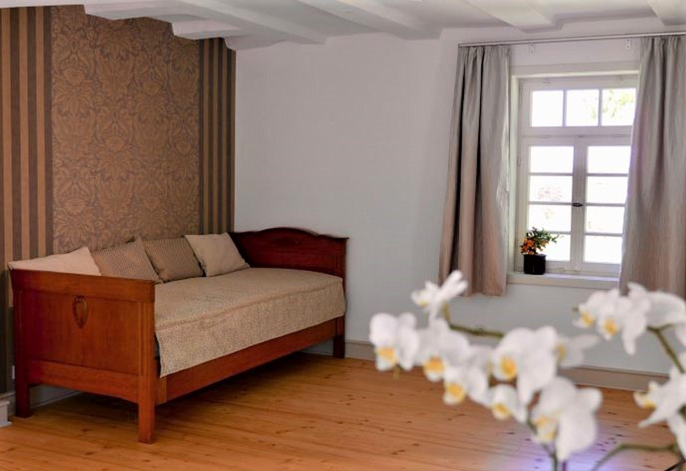 Ferienhaus Gutshof Gästehaus (Frielendorf). Historisches Schäferhaus, 70qm, Terrasse, 1 Schlafzimmer, (2546851), Frielendorf, Nordhessen, Hessen, Deutschland, Bild 17