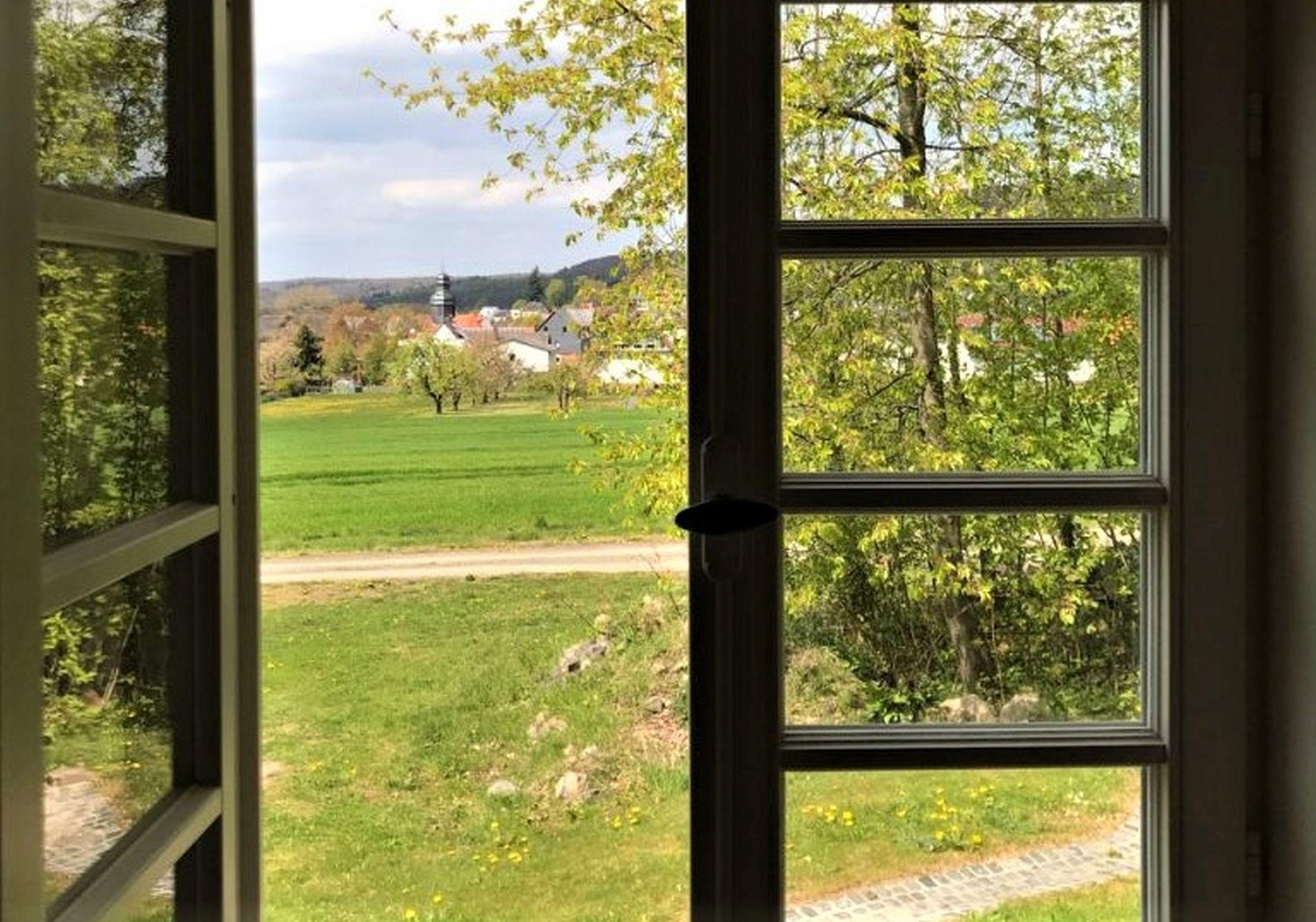 Ferienhaus Gutshof Gästehaus (Frielendorf). Historisches Schäferhaus, 70qm, Terrasse, 1 Schlafzimmer, (2546851), Frielendorf, Nordhessen, Hessen, Deutschland, Bild 21
