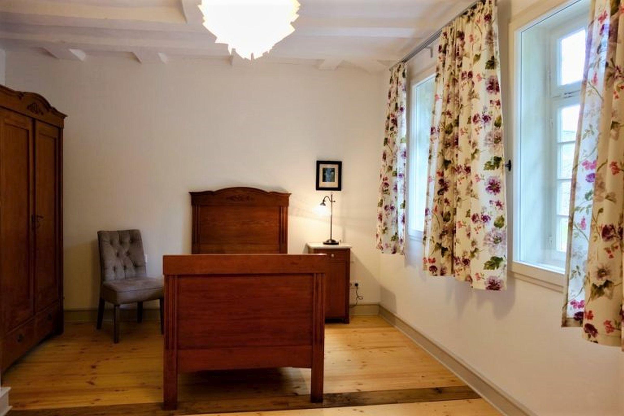 Ferienhaus Gutshof Gästehaus (Frielendorf). Historisches Schäferhaus, 70qm, Terrasse, 1 Schlafzimmer, (2546851), Frielendorf, Nordhessen, Hessen, Deutschland, Bild 24