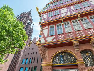 Altstadterlebnis / Urheber: Holger Ullmann / Rechteinhaber: © #visitfrankfurt