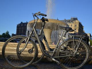 Auf zwei Rädern / Rechteinhaber: © Zimmermann-Touristik-KG