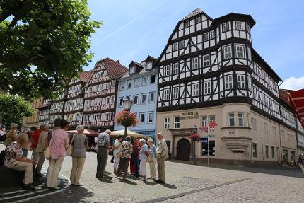 Stadtführungen in Witzenhausen