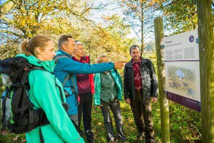 LandTouren im Naturpark Habichtswald