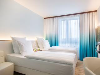 Zweibettzimmer / Author: Comfort Hotel Airport-West / Copyright holder: © Comfort Hotel Airport-West
