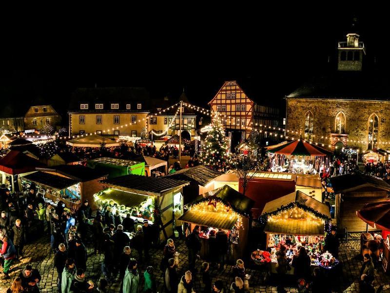 Willingen Weihnachtsmarkt.Schwälmer Weihnachtsmarkt Habichtswald