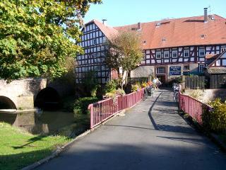 """Brücker Mühle"" in Amöneburg / Urheber: Brücker Mühle / Rechteinhaber: © Brücker Mühle"