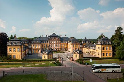Schlossführung im Residenzschloss Arolsen