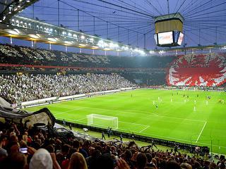 Die Heimat der Eintracht / Copyright holder: © Eintracht Frankfurt Museum