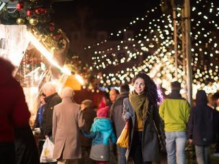 Weihnachtliches Kassel / Urheber: Kassel Marketing GmbH / Rechteinhaber: © Kassel Marketing GmbH