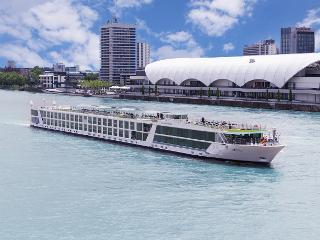 MS Emerald Sun / Urheber: Emerald Flotte Kabinenschiff / Rechteinhaber: © Emerald Flotte Kabinenschiff