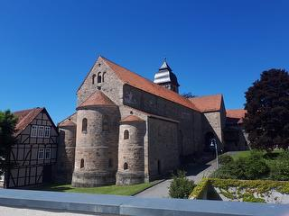 Kloster Germerode / Urheber: Melanie Roloff / Rechteinhaber: © Melanie Roloff