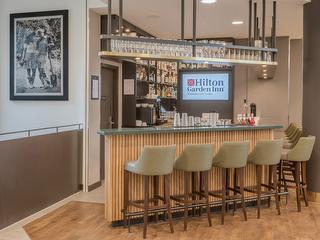 Bar / Author: Hilton Garden Inn Frankfurt City Centre / Copyright holder: © Hilton Garden Inn Frankfurt City Centre