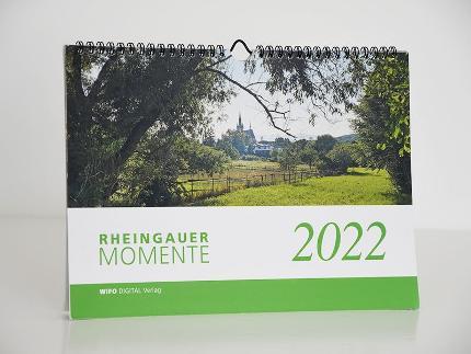 """Calendar 2022 """"Rheingau"""""""