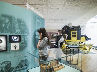 Museum für Kommunikation / Author: Bert Bostelmann / Copyright holder: © MSPT, Museum für Kommunikation Frankfurt