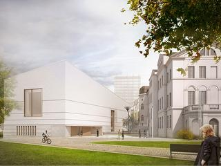Jüdisches Museum / Rechteinhaber: © Staab Architekten Berlin