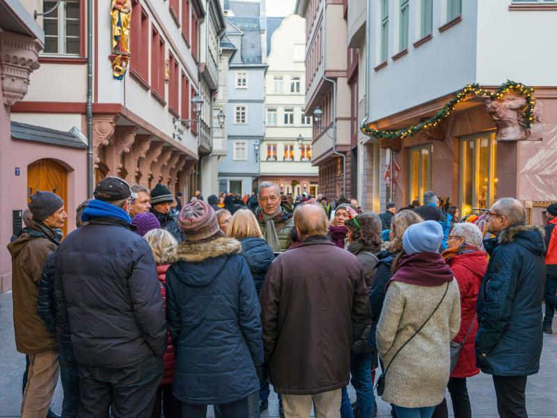 Adventsrundgang / Urheber: Holger Ullmann / Rechteinhaber: © #visitfrankfurt