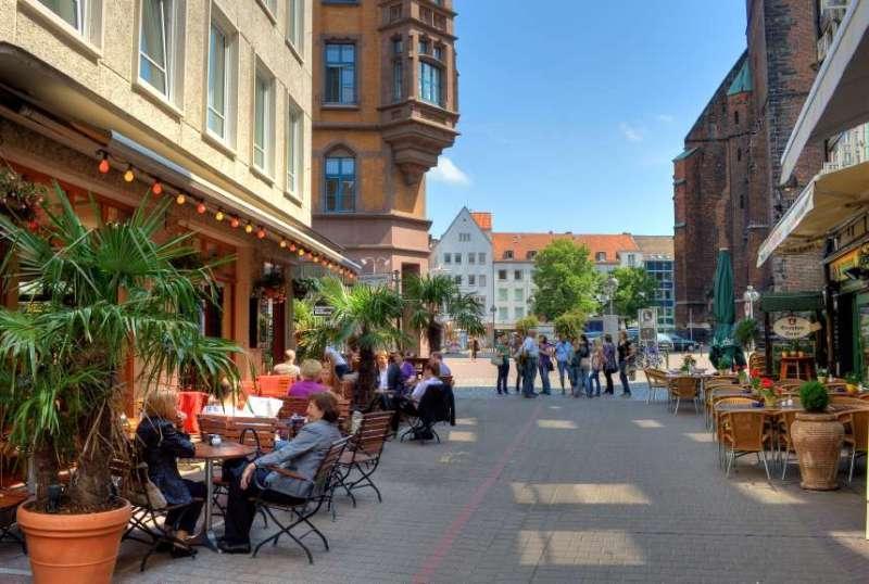 Altstadt / Urheber: HMTG / Rechteinhaber: © HMTG