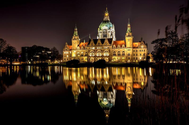 Neues Rathaus / Urheber: Lars Gerhardts / Rechteinhaber: © Lars Gerhardts