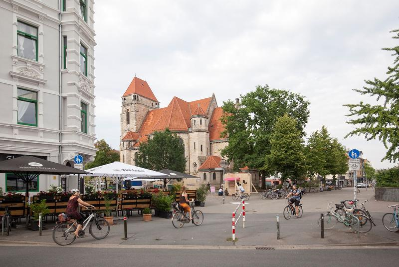 Nordstadt / Urheber: Hans Zaglitsch / Rechteinhaber: © Hans Zaglitsch