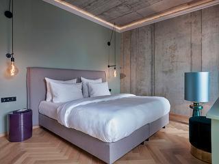 Premium Comfort Room / Urheber: Gekko House Frankfurt / Rechteinhaber: © Gekko House Frankfurt