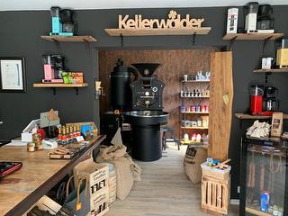 Urheber: Kellerwälder Kaffeerösterei / Rechteinhaber: © Kellerwälder Kaffeerösterei