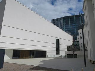 Jüdisches Museum / Author: Jessica Jaekel-Badouin / Copyright holder: © #visitfrankfurt