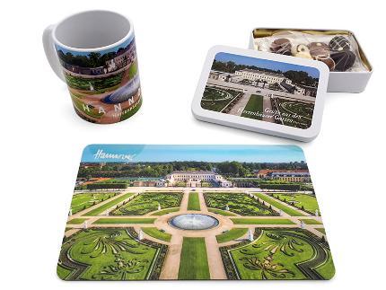 Geschenkpaket *Herrenhäuser Gärten*