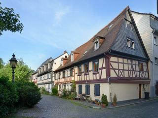 Fachwerkhaus in Frankfurt-Höchst / Author: Holger Ullmann / Copyright holder: © #visitfrankfurt