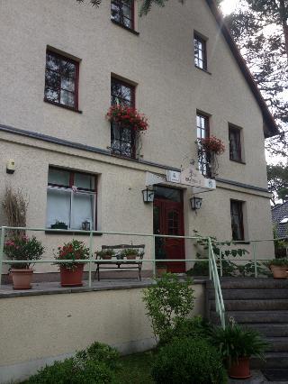 Waldhotel Erkner Außenansicht / Urheber: Tourismusverband Seenland Oder-Spree e.V. / Rechteinhaber: © Tourismusverband Seenland Oder-Spree e.V.