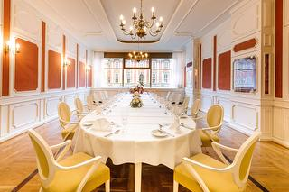"""Restaurant """"Loge"""" / Rechteinhaber: © Hotel Potsdam Betriebs GmbH"""