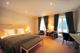 Doppelzimmer Deluxe / Urheber: ROMANTIK Hotel Bayrisches Haus Potsdam / Rechteinhaber: © ROMANTIK Hotel Bayrisches Haus Potsdam