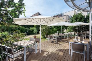 Terrasse / Rechteinhaber: © NH Potsdam
