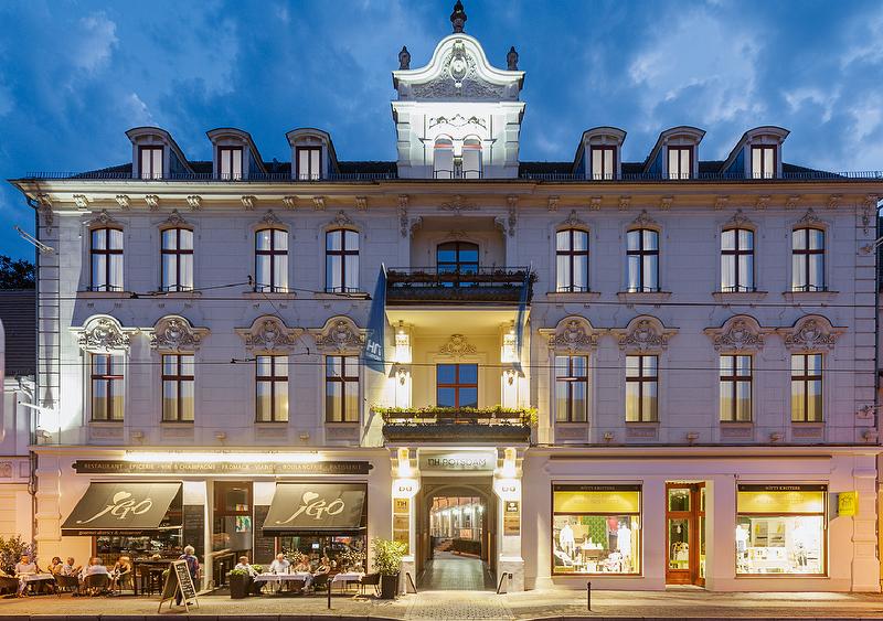 Außenfassade / Rechteinhaber: © NH Potsdam