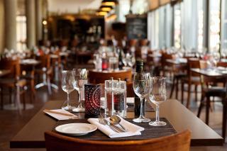Restaurant Weinwirtschaft / Urheber: Henrike Schönen / Rechteinhaber: © arcona Management GmbH