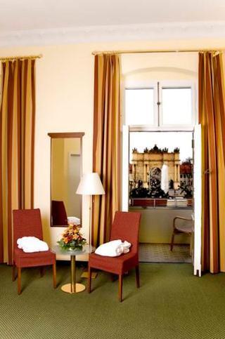 Doppelzimmer, Luisenplatz