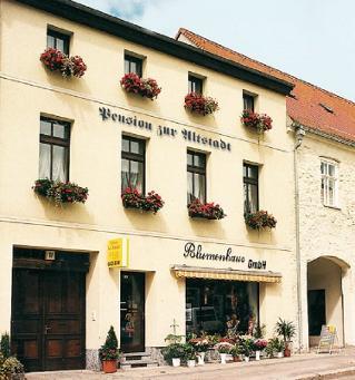 Pension zur Altstadt - Außenansicht / Urheber: Pension zur Altstadt Strausberg / Rechteinhaber: © Pension zur Altstadt Strausberg
